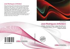 Bookcover of José Rodríguez (Infielder)