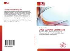 Bookcover of 2000 Sumatra Earthquake