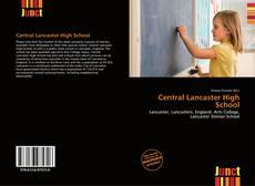 Portada del libro de Central Lancaster High School