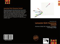 Bookcover of Lancaster Girls' Grammar School