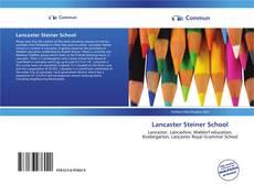 Portada del libro de Lancaster Steiner School
