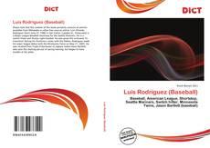Bookcover of Luis Rodríguez (Baseball)