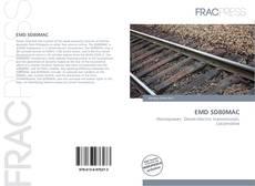 Bookcover of EMD SD80MAC