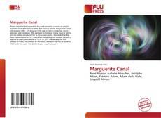 Capa do livro de Marguerite Canal