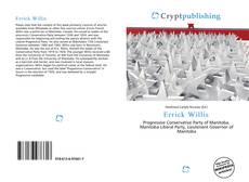 Bookcover of Errick Willis