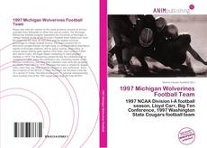 Обложка 1997 Michigan Wolverines Football Team