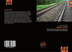 Обложка ALCO 539T
