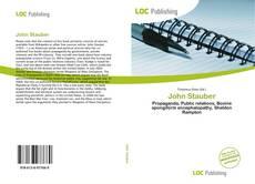 Bookcover of John Stauber