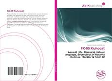 Bookcover of FX-05 Xiuhcoatl