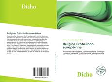 Обложка Religion Proto-indo-européenne