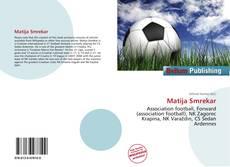 Bookcover of Matija Smrekar