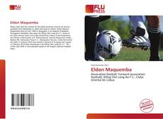 Capa do livro de Eldon Maquemba