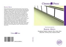 Bookcover of Karen Akers