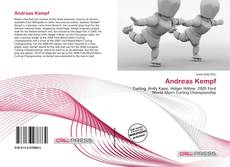 Bookcover of Andreas Kempf