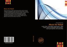 Capa do livro de Music for Relief