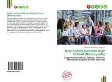 Holy Family Catholic High School (Merseyside) kitap kapağı