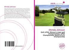 Buchcover von Christa Johnson