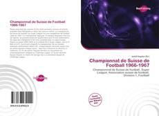 Capa do livro de Championnat de Suisse de Football 1966-1967