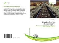 Buchcover von Brooks-Scanlon Corporation 1