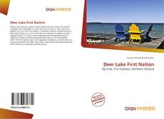 Portada del libro de Deer Lake First Nation