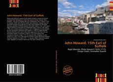 John Howard, 15th Earl of Suffolk的封面