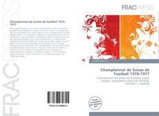 Capa do livro de Championnat de Suisse de Football 1976-1977