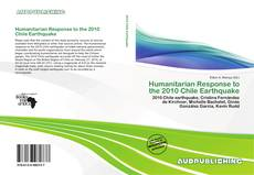 Couverture de Humanitarian Response to the 2010 Chile Earthquake