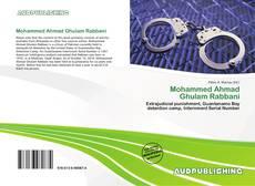 Capa do livro de Mohammed Ahmad Ghulam Rabbani