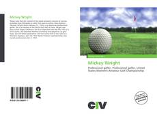 Bookcover of Mickey Wright