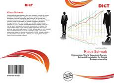 Bookcover of Klaus Schwab