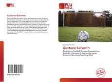 Bookcover of Gustavo Balvorín