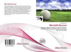 Meredith Duncan的封面