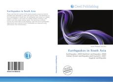 Bookcover of Earthquakes in South Asia