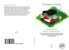Portada del libro de Mary Lena Faulk