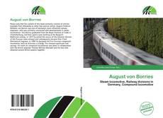 Portada del libro de August von Borries