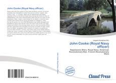 Capa do livro de John Cooke (Royal Navy officer)
