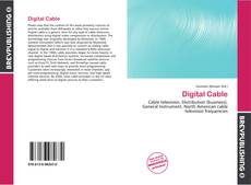 Bookcover of Digital Cable