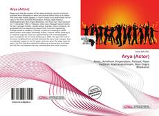 Bookcover of Arya (Actor)