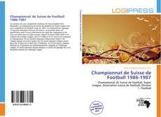 Capa do livro de Championnat de Suisse de Football 1986-1987
