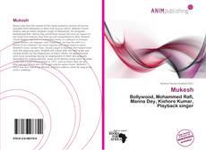 Capa do livro de Mukesh