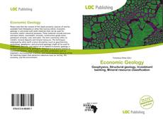 Capa do livro de Economic Geology
