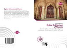 Église Orthodoxe d'Albanie kitap kapağı