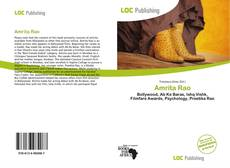Bookcover of Amrita Rao