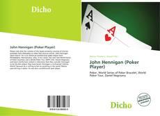 Couverture de John Hennigan (Poker Player)