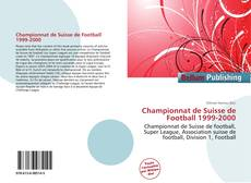 Championnat de Suisse de Football 1999-2000 kitap kapağı