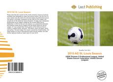 2010 AC St. Louis Season kitap kapağı
