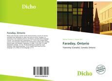 Faraday, Ontario kitap kapağı