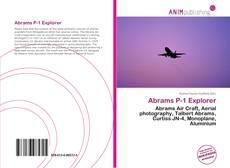 Bookcover of Abrams P-1 Explorer