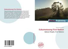 Portada del libro de Eabametoong First Nation