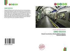 Bookcover of EMD DD35A